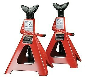 Atd Tools 6 Ton Jack Stands 7446
