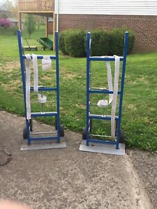 Dutro 1404 Appliance Hand Truck Dolly Blue Full Size Pick Up Only Ky
