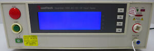 Quadtech Guardian 1030 Hipot Tester 3 Ac dc And Ir Tested And Working
