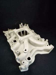 Rare Holley Street Dominator Ford 351m 400 Intake Flawless 4 Bbl Street