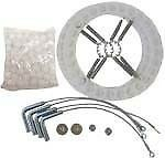 Alignment Turn Plate Repair Kit With Lock Pins For Mild Steel Plates Hunter Fmc
