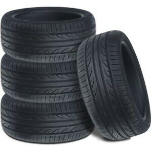 4 New Lexani Lxuhp 207 205 40zr17 84w Xl All Season Performance Tires