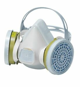 Honeywell Freedom Half Mask Respirator Respirator Connection Type Fixed Mask