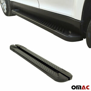Nerf Bars Running Boards Alu Side Step Black For Jeep Grand Cherokee 2005 2010
