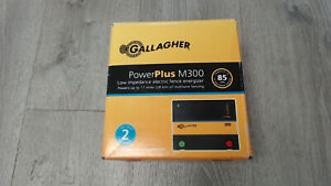 Gallagher 85 Acre Electric Fence Charger part G380504 0401