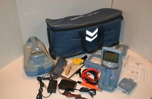 Warranty Radiodetection Spx Rd8100 Pdl T10 Pipe Cable Fault Locator Complete
