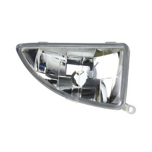 New Right Fog Light Fits Ford Focus High Mid 2003 2004 Fo2593177 Ys4z15l203ba