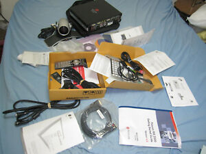Polycom Hdx 8000 Video Conference System With Everything In The Pictures