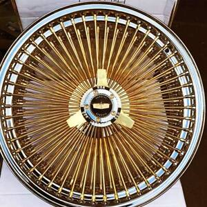 4 New 20x8 Fwd 150 Spoke royal Gold Edition Fit Cadillac