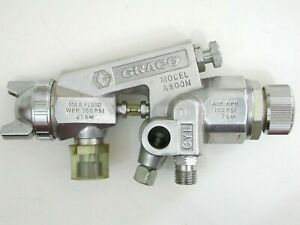 Graco A800n Commercial Automatic Air Spray Paint Gun Made In Japan