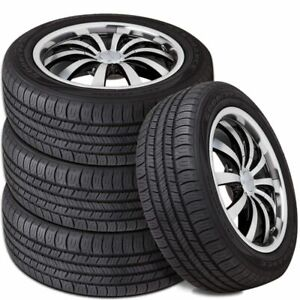 4 Goodyear Assurance All Season 205 55r16 91h 600ab 65k Mi Warranty Durable Tire