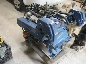 302 Ford V8 Engine Rebuilt By Vt Engine Service Run On Test Stand For 1 Hr