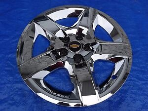 2008 2012 Chevrolet Malibu Hhr 17 Chrome Hubcap Wheel Cover