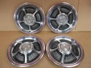 1970 Dodge Division Hub Caps Hubcaps Charger Coronet 14