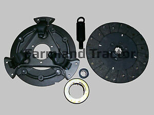 John Deere Tractor Clutch Kit M Mc Mt 320 330 40 420 430 435 440 Am2576t 10