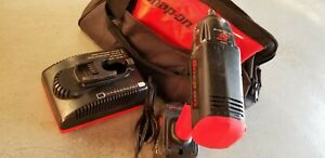 Snap On 18v Cordless Impact Ct4850ho W Battery Charger And Bag