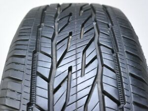 Continental Crosscontact Lx20 Ecoplus 235 65r17 108t Used Tire 10 11 32 401303