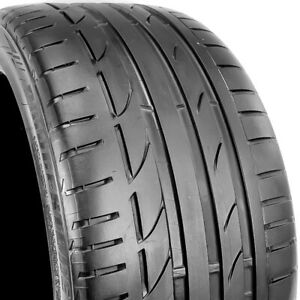 Bridgestone Potenza S 04 Pole Position 265 35r18 97y Used Tire 6 7 32 305158