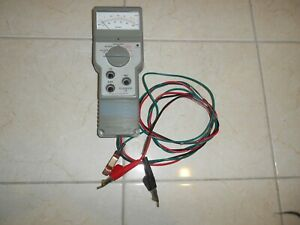 Tempo Sidekick 7b Telephone Line Tester Cable Tester Twisted Pair Line Tester