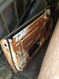 1957 Ford Fairlane 500 Driver Door