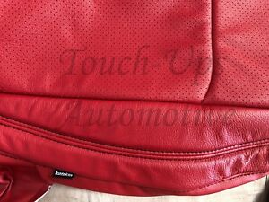 2018 2019 Jeep Wrangler Sahara Jl Katzkin Leather Seat Cover Kit Red Stitch Perf