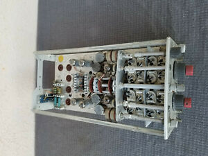 Tektronix Type 3a72 Dual Trace Amplifier Plug in For Parts