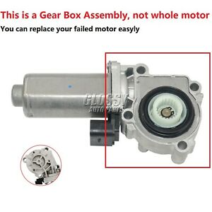 Transfer Case Motor Actuator Gear Box Replacement For Bmw X3 X5 2710756629