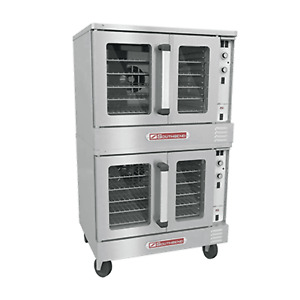 Southbend Double deck Convection Gas Oven