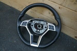 Steering Wheel Black 1724604203 Mercedes W212 Eclass 2012 15