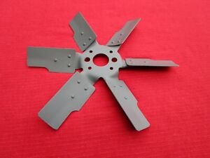 Reconditioned Primed Factory Oem 6 blade Metal Engine Fan Mgb Mgb gt And Mga
