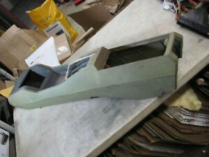 73 77 Oldsmobile Cutlass 442 Center Console