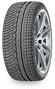 Michelin Pilot Alpin Pa4 225 40r18xl 92v Bsw 2 Tires