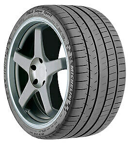 Michelin Pilot Super Sport 255 40r18xl 99y Bsw 1 Tires