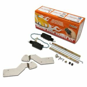 Autoloc Autsvbbb Bolt On Shave Door Kit For Most 1994 2006 Gm Cars And Trucks