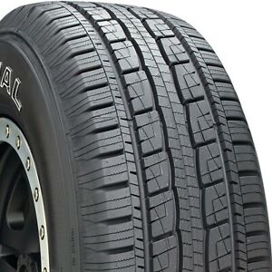 4 New General Hts 60 Lt275 70r18 Load E 10 Ply Light Truck Tires