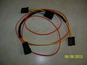 1966 Chevy Gmc Truck Transmission Kickdown Harness With Th400 Transmission