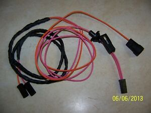 1967 68 Chevy Gmc Truck Transmission Kickdown Harness With Th400 Transmission