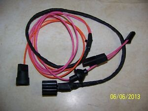 1970 Chevy Gmc Truck Transmission Kickdown Harness With Th400 Transmission