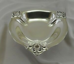 International Silver Sterling Royal Danish Compote Candy Dish T188 Bowl 316 Gr