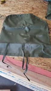 Vinyl Military Seat Back Cushion Cover 7410602 Nos Gmc2280780