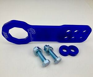 Blue Password Jdm Front Tow Hook Honda Civic Acura Integra Usa Seller