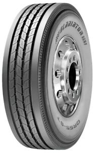 Gladiator Qr55 st 255 70r22 5 Load H 16 Ply All Position Commercial Tire