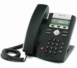 New Polycom Soundpoint Ip 321 331 335 Business Phone