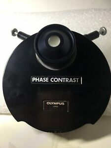 Olympus Microscope Phase Contrast Condenser For Bh2