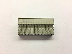 2 Piece Lot 5352152 1 Tyco Conn Recept 120pos 2mm Press fit Rohs