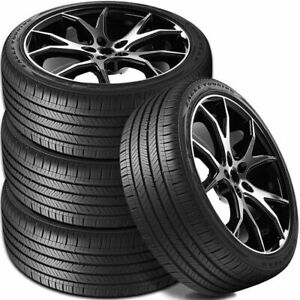 4 New Goodyear Eagle Touring 235 40r19 96v All Season Traction Performance Tires