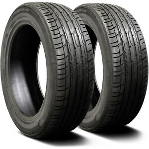 2 New Zenna Argus uhp 255 45zr19 255 45r19 104w Xl High Performance Tires