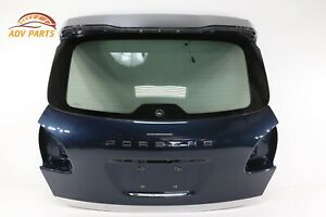 2011 2014 Porsche Cayenne 958 Tailgate Liftgate Back Door Shell W Glass Oem
