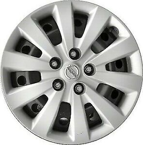 Factory Nissan Sentra Hubcap Wheel Cover 2013 2014 2015 2016 16 Cap 53089 1