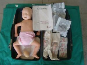 Laerdal Medical Resusci Baby Training Manikin W Case